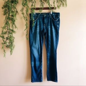 Lucky Brand Sweet N Straight Jeans Sz 10